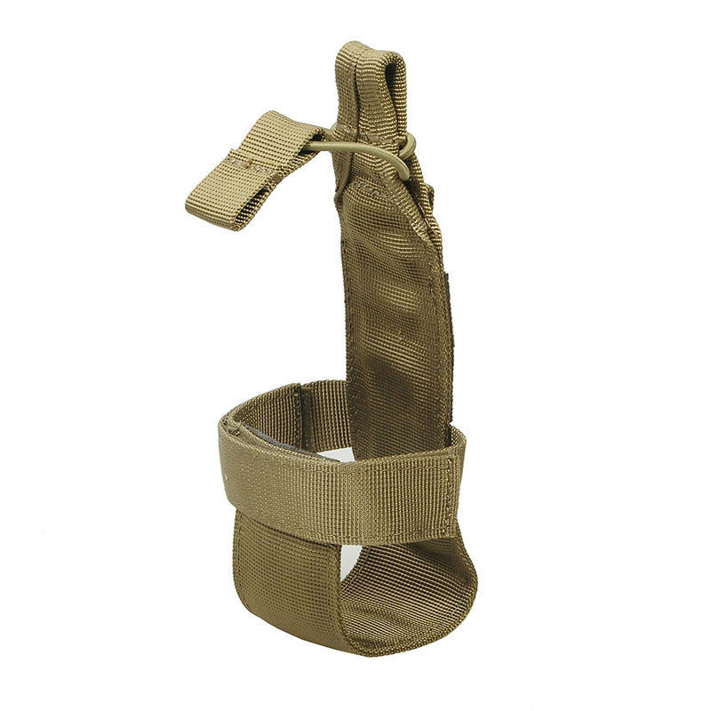 Water Bottle Belt: Tactical Molle Outdoor Water Bottle Holder Carrier Pouch