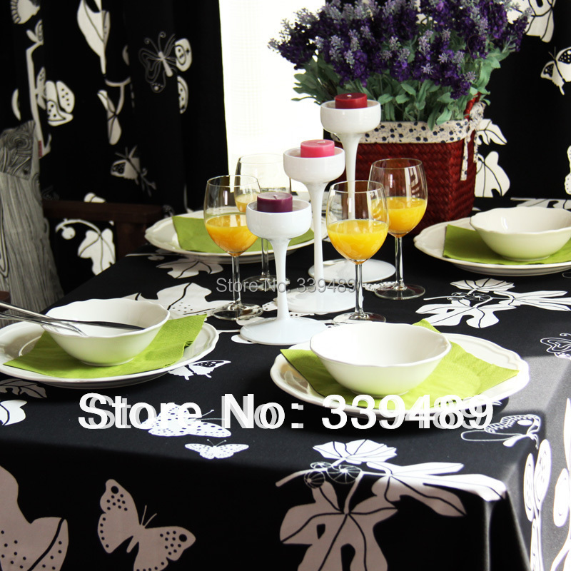 Active thickening canvas table cloth tablecloth table cloth gremial customize(China (Mainland))