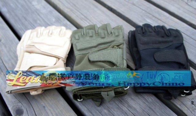 Protection Gloves S.O.L.A.G. SPECIAL OPS 1/2 FINGER LIGHT ASSAULT Blackhawk S.O.L.A.G. HellStorm half finger Gloves