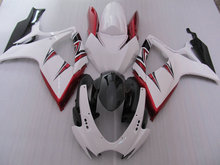 Buy Injection mold Fairing Kit for SUZUKI GSXR 600 750 K6 06 07 GSXR600 GSXR750 2006 2007 White red black Fairings set+7gifts SD24 for $431.46 in AliExpress store