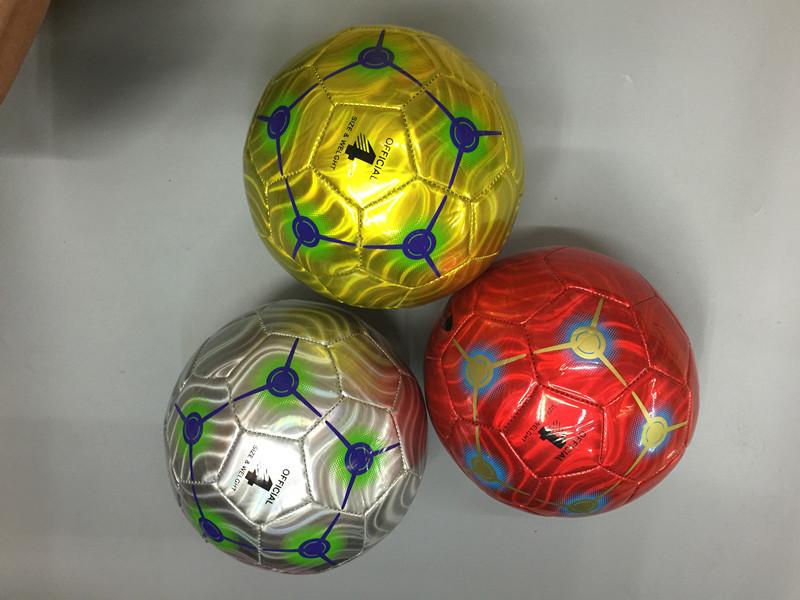 hig quanlityNew Training Balls Football ball Size 4,PU/PVC/TPU Champions League Slip-resistant Soccer Ball sport(China (Mainland))