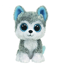 AUTOPS 2016 Hot Sale 18cm Beanie Big Eyes Husky Dog and Owl Plush Toy Doll Stuffed Animal Cute Plush Toy Kids Toy Boos(China (Mainland))