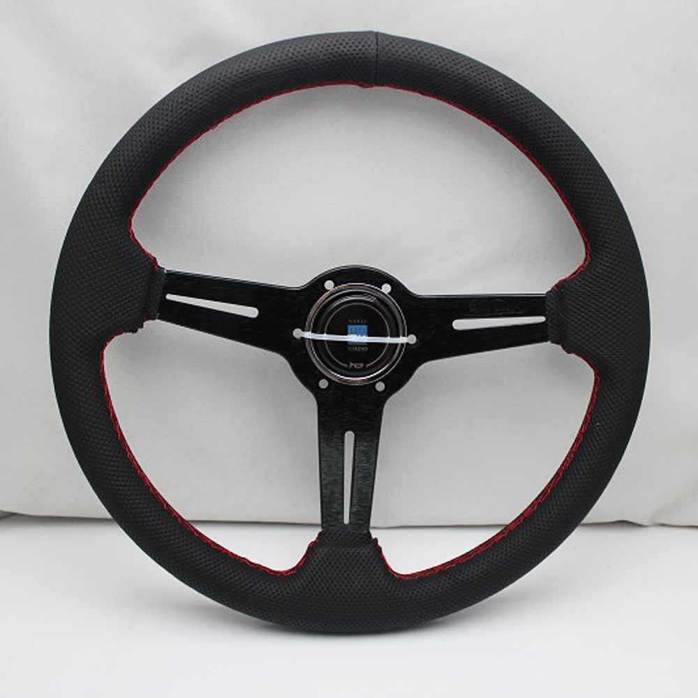 Modified Personality Cool Leather Steering Wheel Customized Die Casting Magnesium Alloy Steering Wheels(China (Mainland))