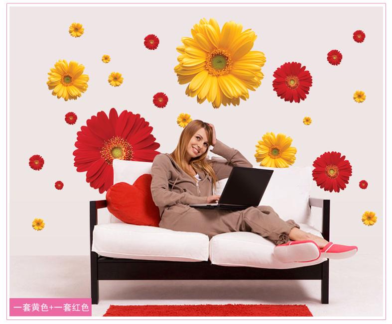 Slaapkamer Idee Stickers : Muurdecoratie stickers slaapkamer sticker