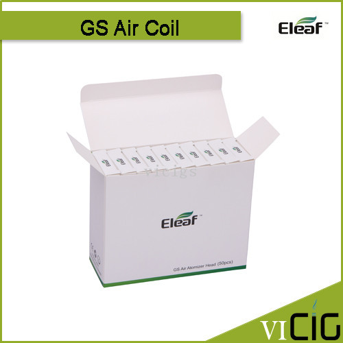 2015 Hot Replacement Coil Eleaf Ismoka GS Air Atomizer Coil 1 2ohm 1 5ohm Original Ismoka