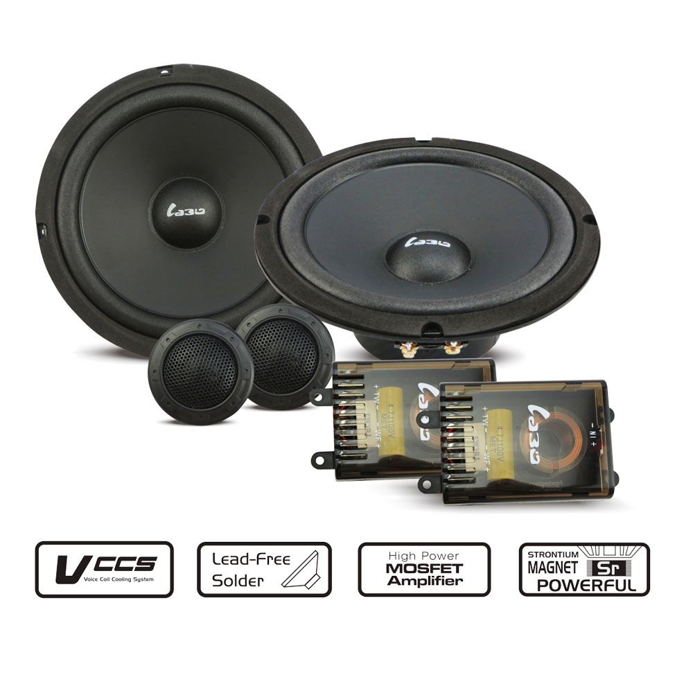 Best Component Car Speakers In India