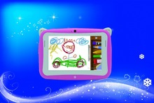 Best Sellers 4.3 Inch KIDS Android Tablets PC WIFI Dual camera tab pc gift for baby and kids tab pc 512MB 4GB KIDS tab 7 8 9 10(China (Mainland))