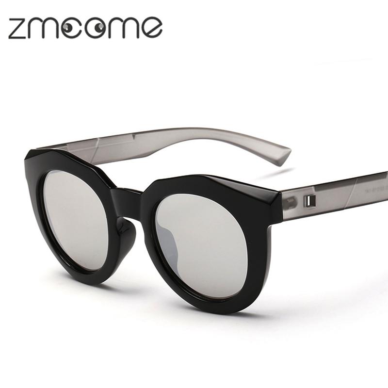 2016 Round Sunglasses Women Men Retro Coating Mirror Steampunk Cat Eye Sun Glasses Circle Eyewear Oculos De Sol Feminino J1511(China (Mainland))
