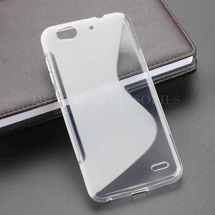 "2015 S Line Gel TPU Slim Soft Anti Skiding Case Back Cover For ZTE Blade S6 Lux 5.5"" Q7 Mobile Phone Rubber Silicone Skin Cases(China (Mainland))"