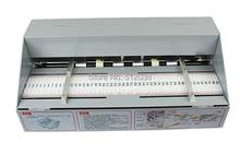 220 فولت الكهربائية كتاب غطاء التجعيد آلة ، آلة قطع الورق منقط الخط(China (Mainland))