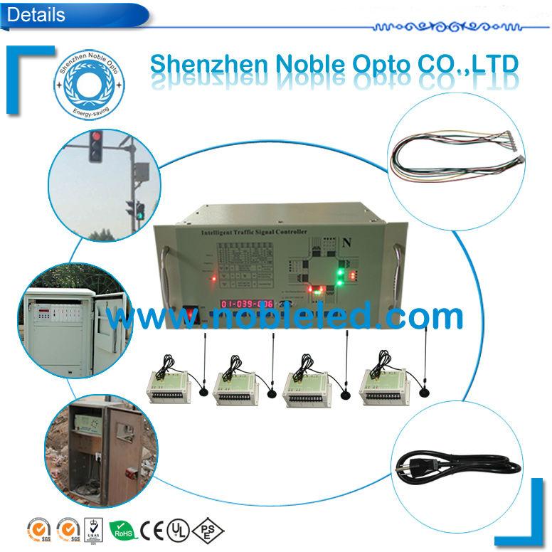 20Channel Solar wireless traffic light controller / 12VDC, Intelligent Traffic signal light controller on sale(China (Mainland))