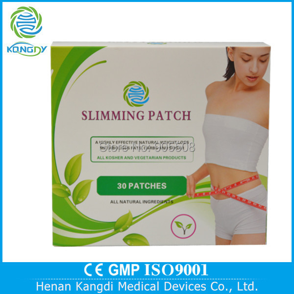 With magnet Slimming Navel Stick Lose Weight Slim Patch 80pcs lot Burning Fat Plaster Hot Sale