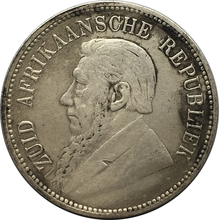 South Africa ZUID AFRIKAANSCHE REPUBLEX 1892 5 Shillings 90% Silver Copy Coin Can Make Old Color(China (Mainland))