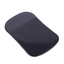 EDFY Useful Safe Black Rubber Car Dash Key NON Slip Mat(China (Mainland))