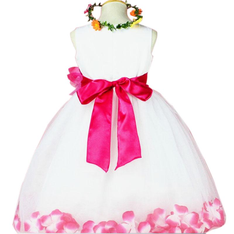 2016 New Girls Dress European And American Style Autumn Winter All Seasons Cute Princess Dress Hot Sale(China (Mainland))