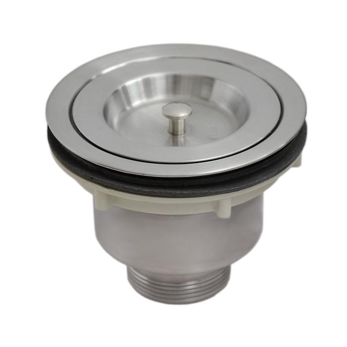 Stainless steel sink strainer kitchen drain basket