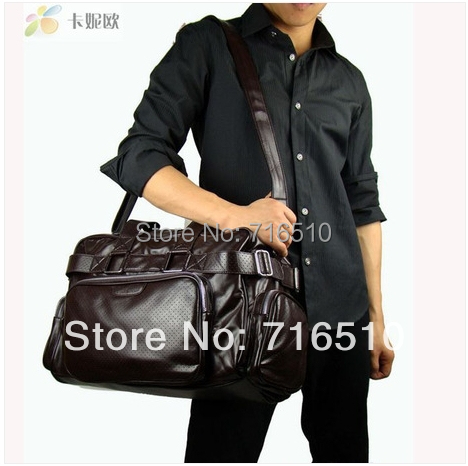 Man's large travel bags luggage shoulder bag handbags business - marketing online's store