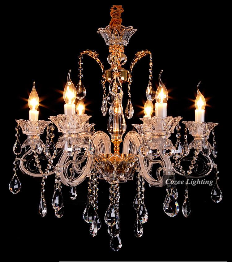 Modern Chandelier Wholesale: Free Shipping Wholesale Modern Luxury K9 Crystal Glass