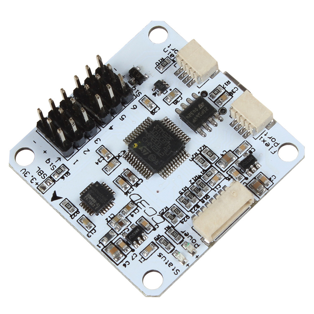 OpenPilot CC3D Flight Controller Board Staight Pin STM32 32-Bit Flexiport