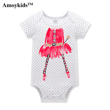 Amoykids High Quality Long Sleeved Thick Cotton Baby Clothing Newborn Baby Boys And Girls Jumpsuit Costume Babe Infant Clothing