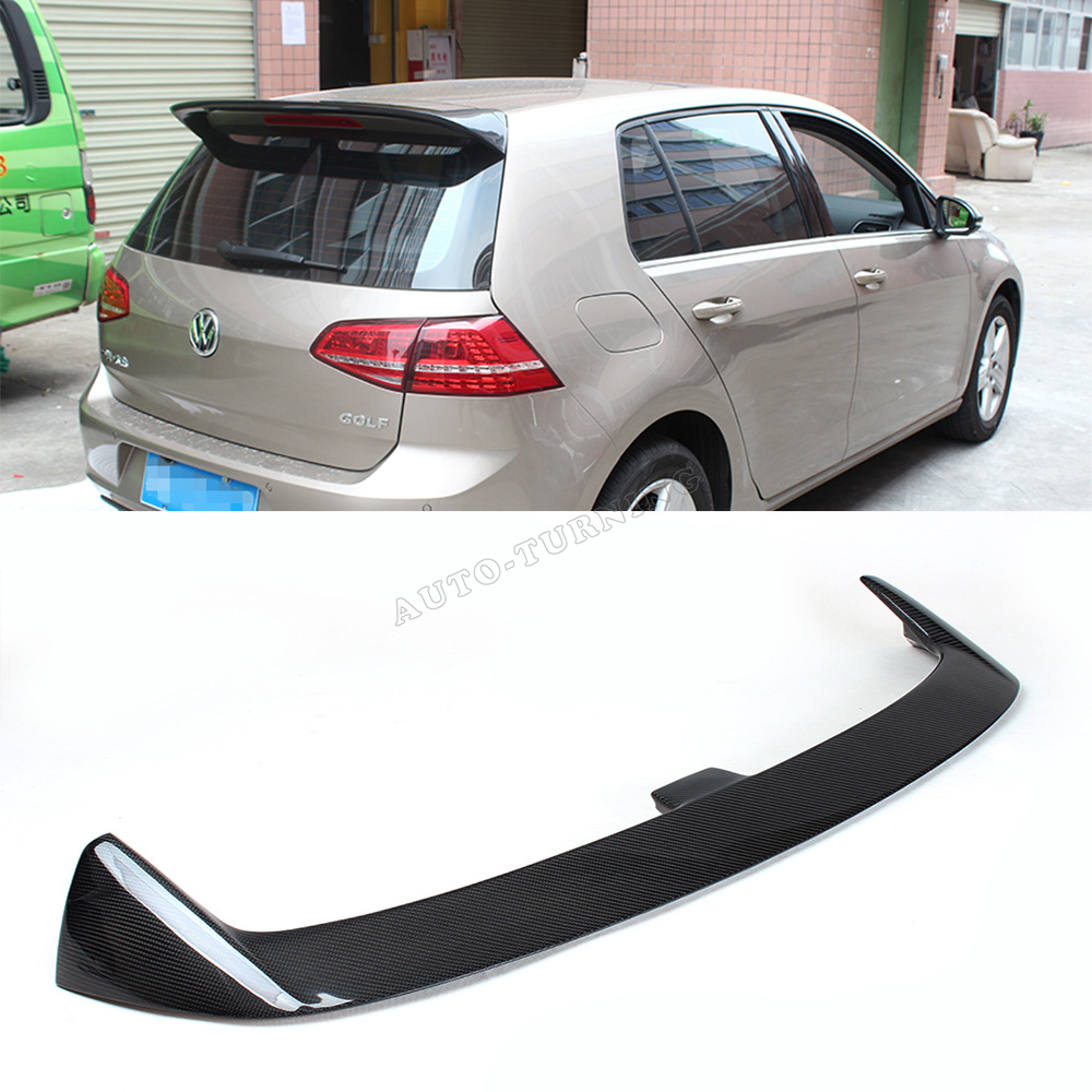 Popular Mazda 6 Spoilers Buy Cheap Mazda 6 Spoilers Lots From China Mazda 6 Spoilers Suppliers: Aliexpress.com : Buy MK7 V Style Carbon Fiber Boot Lip Spoiler Auto Car Wing Lips For VW GoflVII