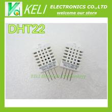Free  Shipping  5pcs /lot   DHT22 / AM2302   DIP-4 Digital Temperature And Humidity Sensor   100%New  Original(China (Mainland))