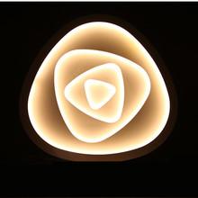 2016 Modern Creative Irregular Iron Petal Led Ceiling Light NiteCore Extreme High Wattage Ceiling Light(China (Mainland))