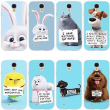 Buy Secret Life Pets Hard Transparent Cover Case Galaxy S7 Edge S6 S8 Edge Plus S5 S4 S3 & Mini S2 for $1.23 in AliExpress store