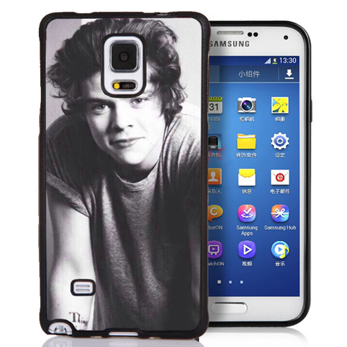 Music Band One Direction Harry Styles Soft Rubber Case For Samsung S4 S5 S6 S6edge S7 S7edge Note 2 Note 3 Note 4 Note 5 Cover(China (Mainland))
