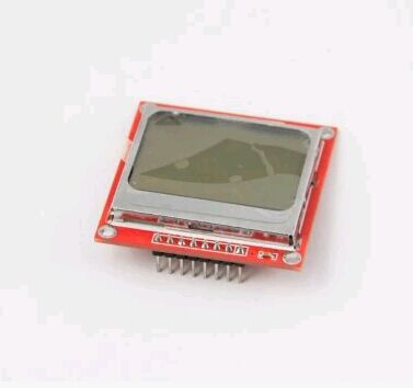 1pcs New Module Blue backlight 84*48 84x84 LCD adapter PCB for Nokia 5110 for Arduino(China (Mainland))