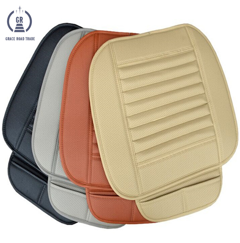 high quality danny leather car seat cushion universal 4 season use car seat pad leather car seat. Black Bedroom Furniture Sets. Home Design Ideas