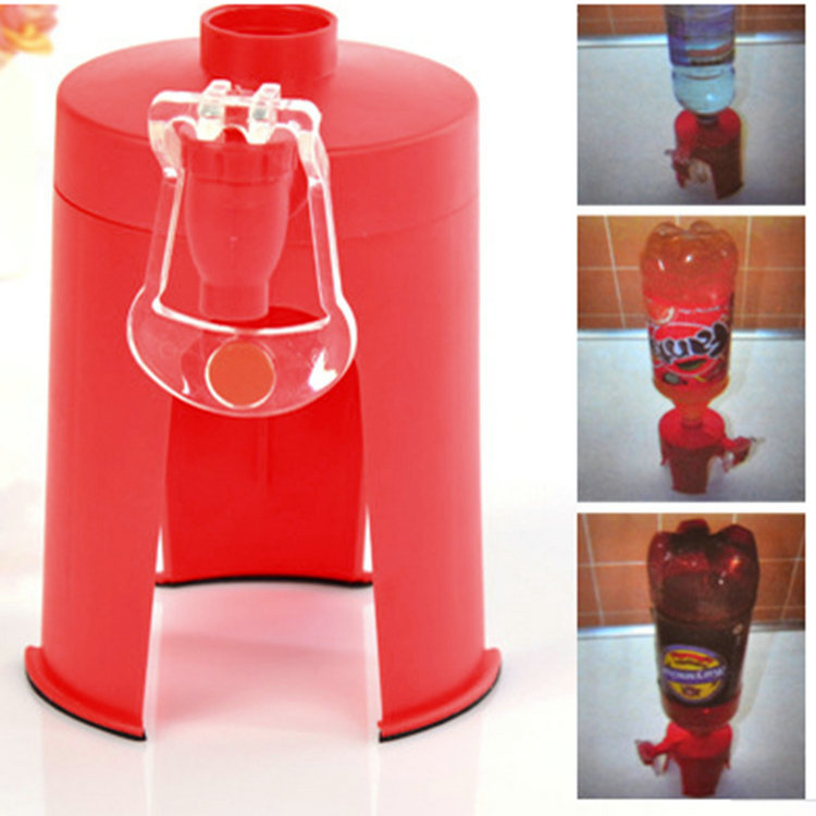 Soda Dispense Gadget Coke Party Drinking Fizz Saver Dispenser Water Fountains(China (Mainland))