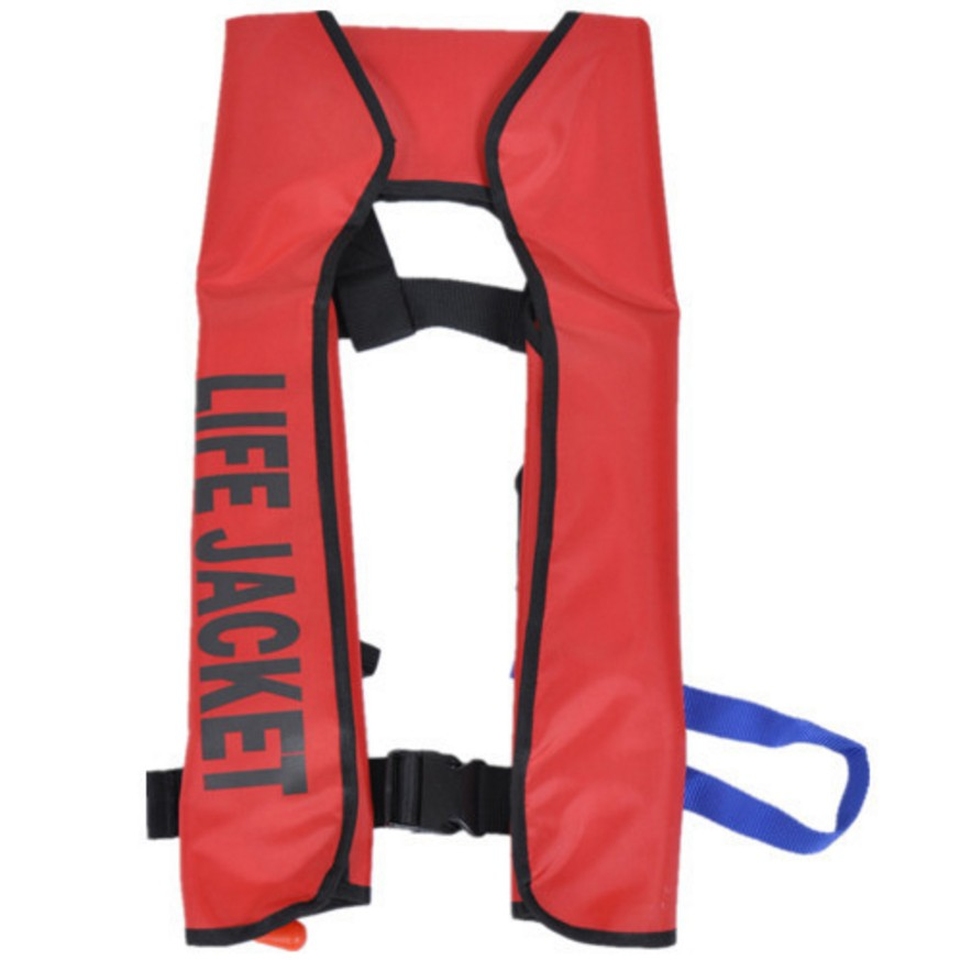 Online get cheap inflatable pfd alibaba for Inflatable fishing vest