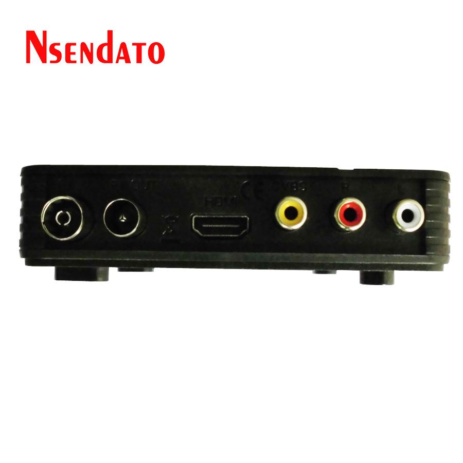 K2 HD DVB-T2 Digital Terrestrial Receiver Set-top Box (5)