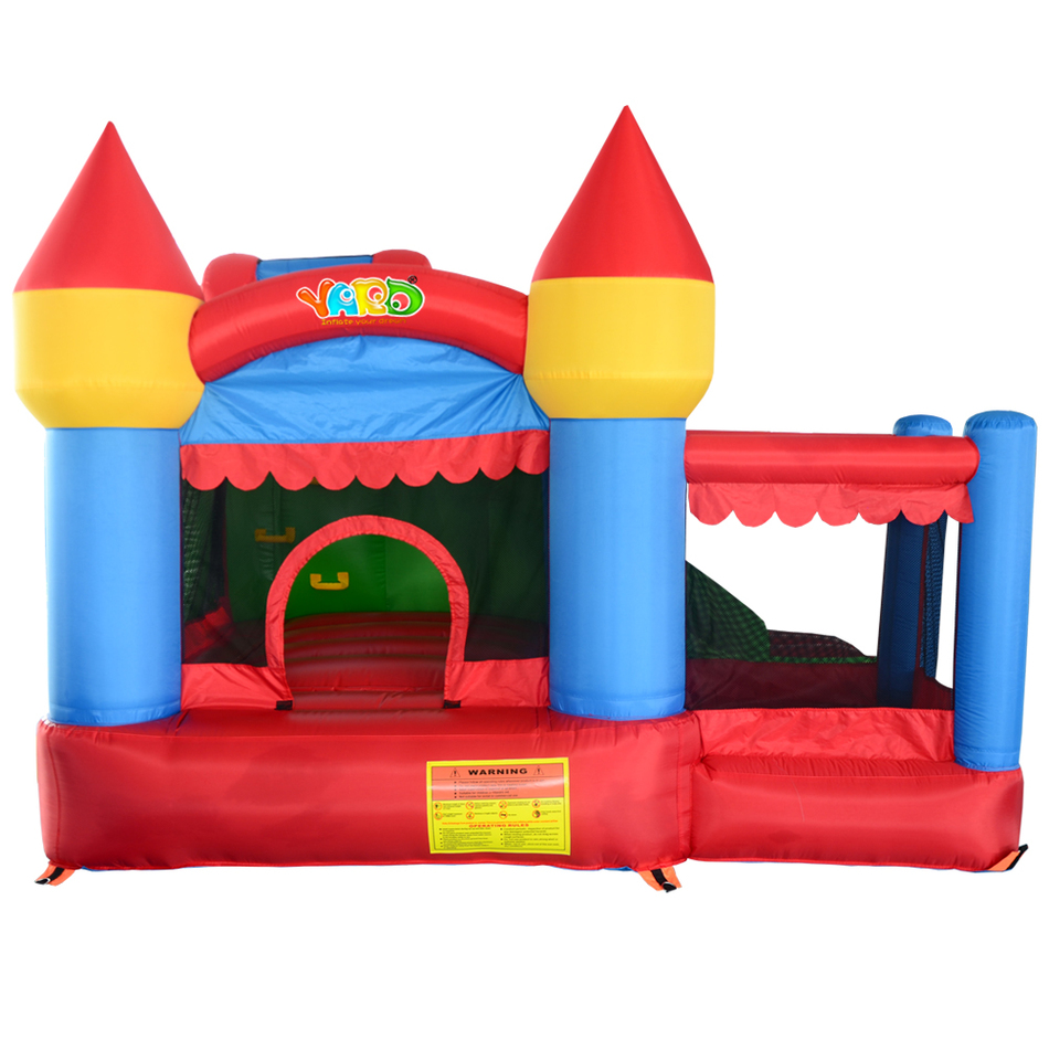 YARD Resdiential Bounce House Combo with Slide Ball Pit Inflatable Bouncers Kids Fun Park Special Offer for Africa(China (Mainland))