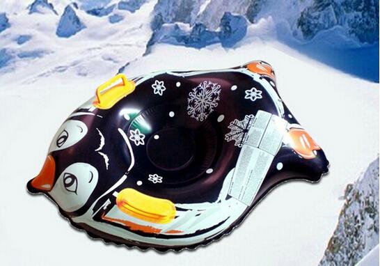 Best Chrismas gife penguin Inflatable Snow Tube ,Sledge ,Snow Tube Inflatable Snow Tube ,Sleds ,Skiing Tube(China (Mainland))