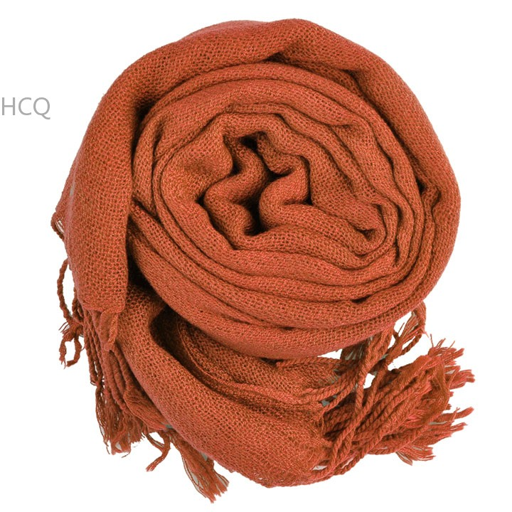 Hot Women Solid Candy Colour Faux Cashmere Pendant Scarfs a shawls and scarves Winter Autumn Scarf Pashmina Scarves 31(China (Mainland))
