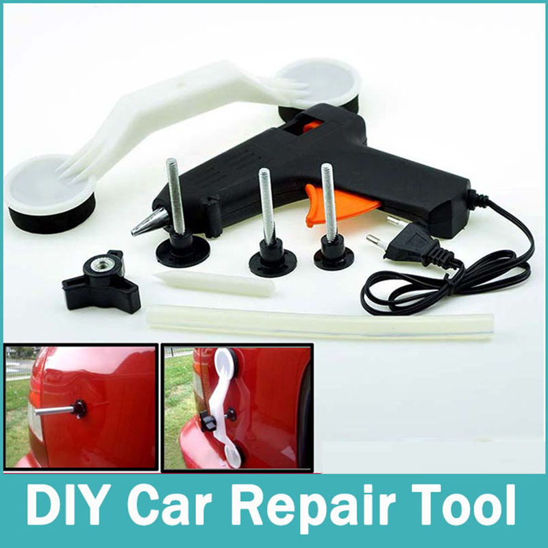 Tools tool set kit hand tools pdr multitool set auto car tools for auto repair dent paintless dent repair kit diy free ship(China (Mainland))