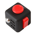11patterns Squeeze Fun Fidget Cube Toy Dice Anxiety Attention Anti stress Puzzle Magic Relief Adults Funny