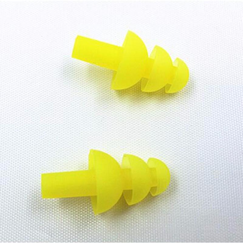 Mini Soft Foam Ear Plugs Sound insulation ear protection Earplugs anti-noise sleeping plugs for travel foam soft noise reduction