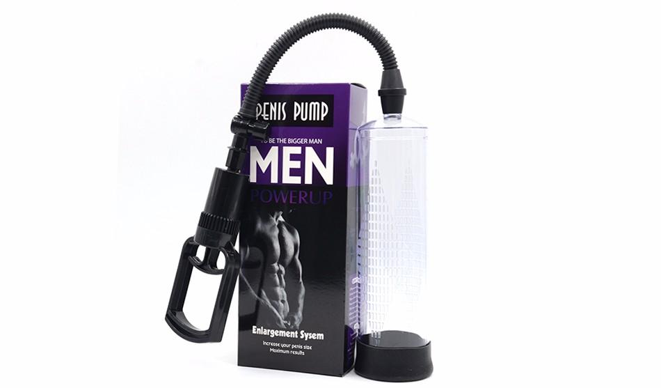 AuReve New Penis Enlargers Vacuum Pump Male Penis Extender Enlargement Adult Sex Products Medical Theme Sex Toys For Men