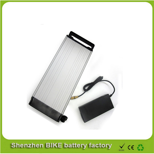 Hot sales ebike 1000W lithium battery 48V 20AH Aluminium Case rear rack bike electric bicycle lithium battery For Samsung cell(China (Mainland))