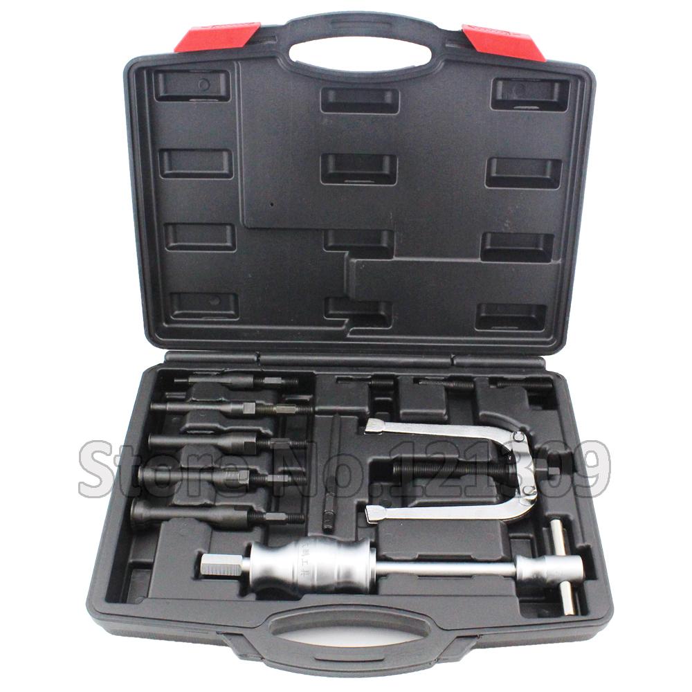 Blind Bearing Puller Kit : Mm blind hole bearing puller kit one slide hammer
