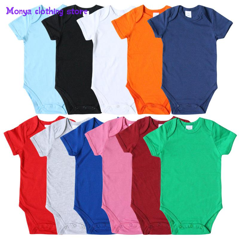 Monya(3M-12M)2016high-quality Summer clothes cotton short sleeved baby Carter triangle creeper Baby Bodysuits(China (Mainland))