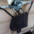 Car Seat Back Storage Bag For Magazine Ipad Wallet Drink Stowing Tidying Organizer Automobiles Interior Accessories