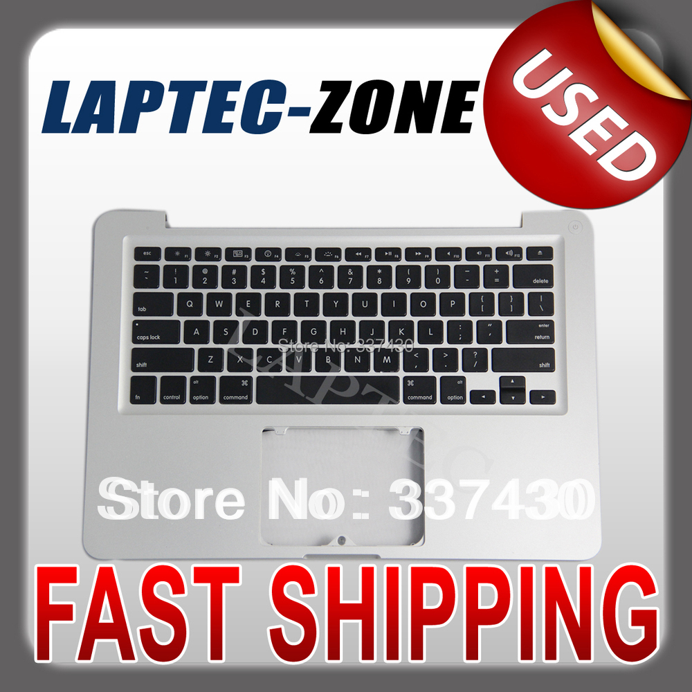 """Topcase Top Case US Keyboard backlight no trackpad & hdd able FITS MacBook Pro 13"""" A1278 2009 2010 modle(China (Mainland))"""