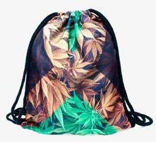 2015 new fashion escolar backpack 3d print travel softback man wonmen mochila feminina harajuku drawstring bag unisex backpacks