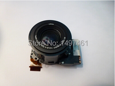 Silver and Black Digital camera repair and replacement parts LX2 DMC-LX2 LXU3 new original lens+CCD for Panasonic for Leica