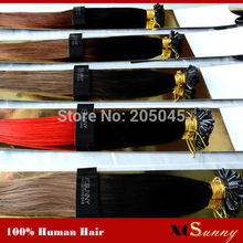 XCSUNNY 18 20 Inch Ombre U Tip Hair Extension 100g=100s In Stock 4T8 4T10 4T12 4T14 4T18 4T22 4T24 4T27 4T613 4T33 4T99J