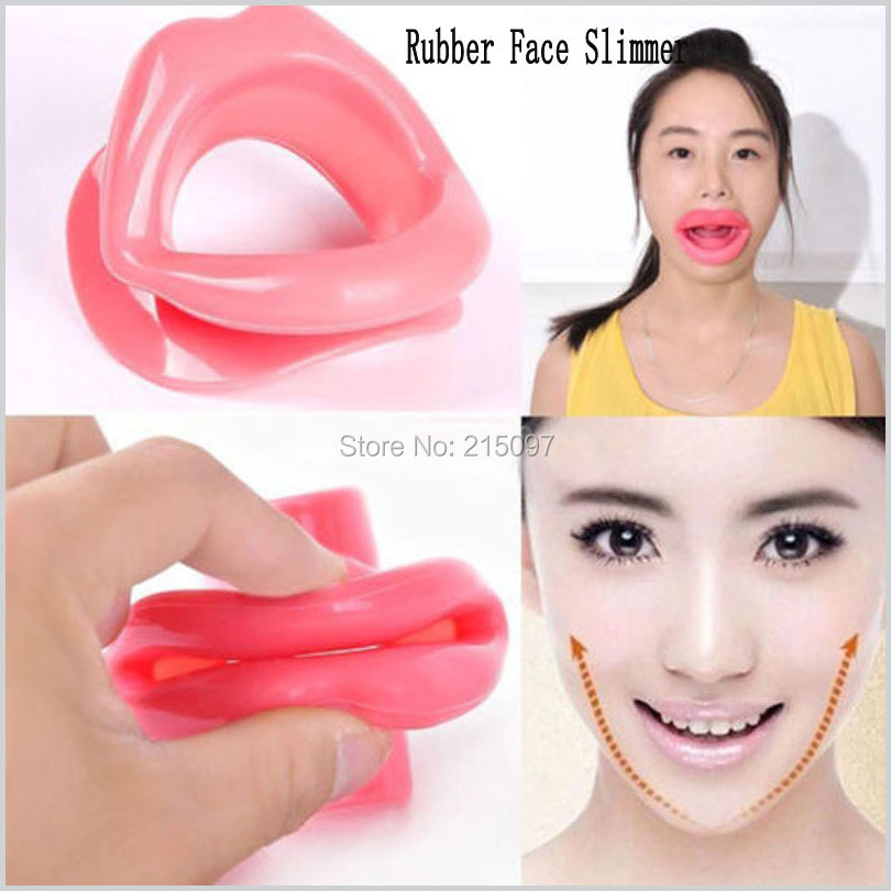 Big Mouth Silicone Slimming Face Up Slimmer Lip Trainer ...